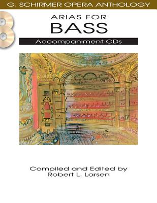 Arias for Bass By Hal Leonard Publishing Corporation (COR)/ Larsen, Robert L. (EDT)